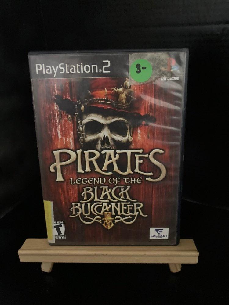 Pirates: Legend of the Black Buccaneer o