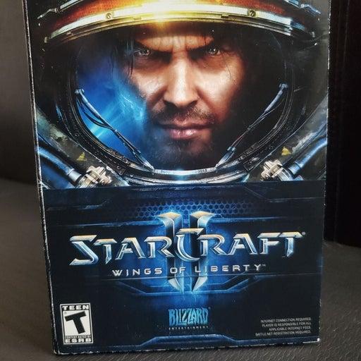 starcraft video gaming PC