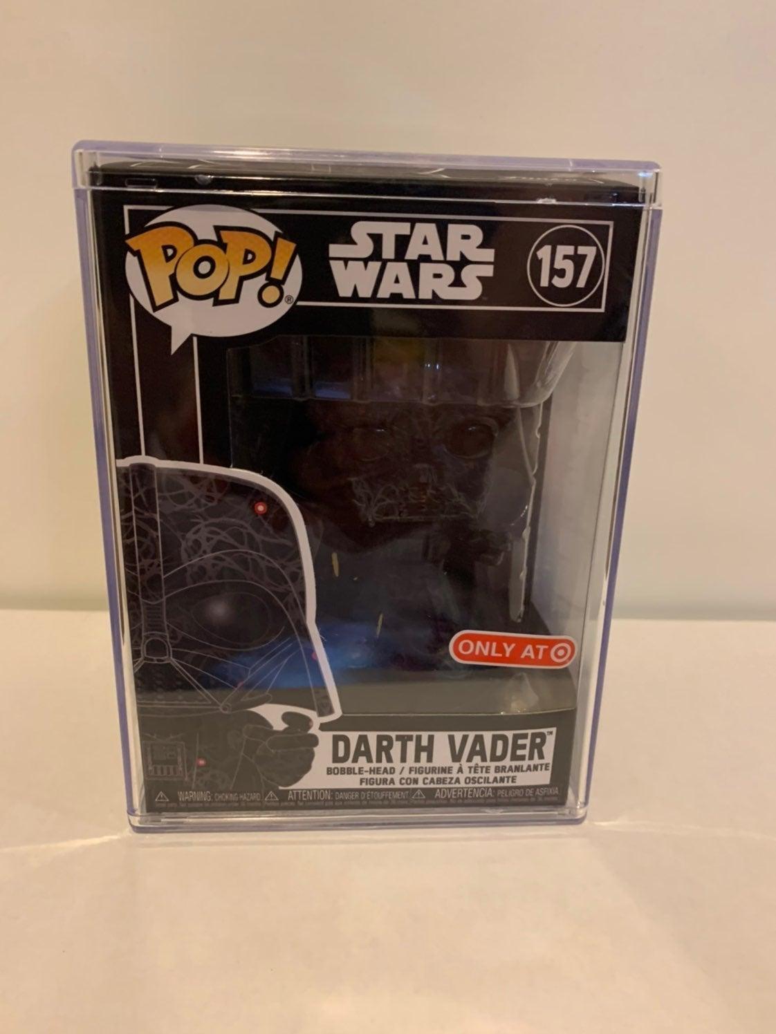 Darth Vader Futura Funko Pop