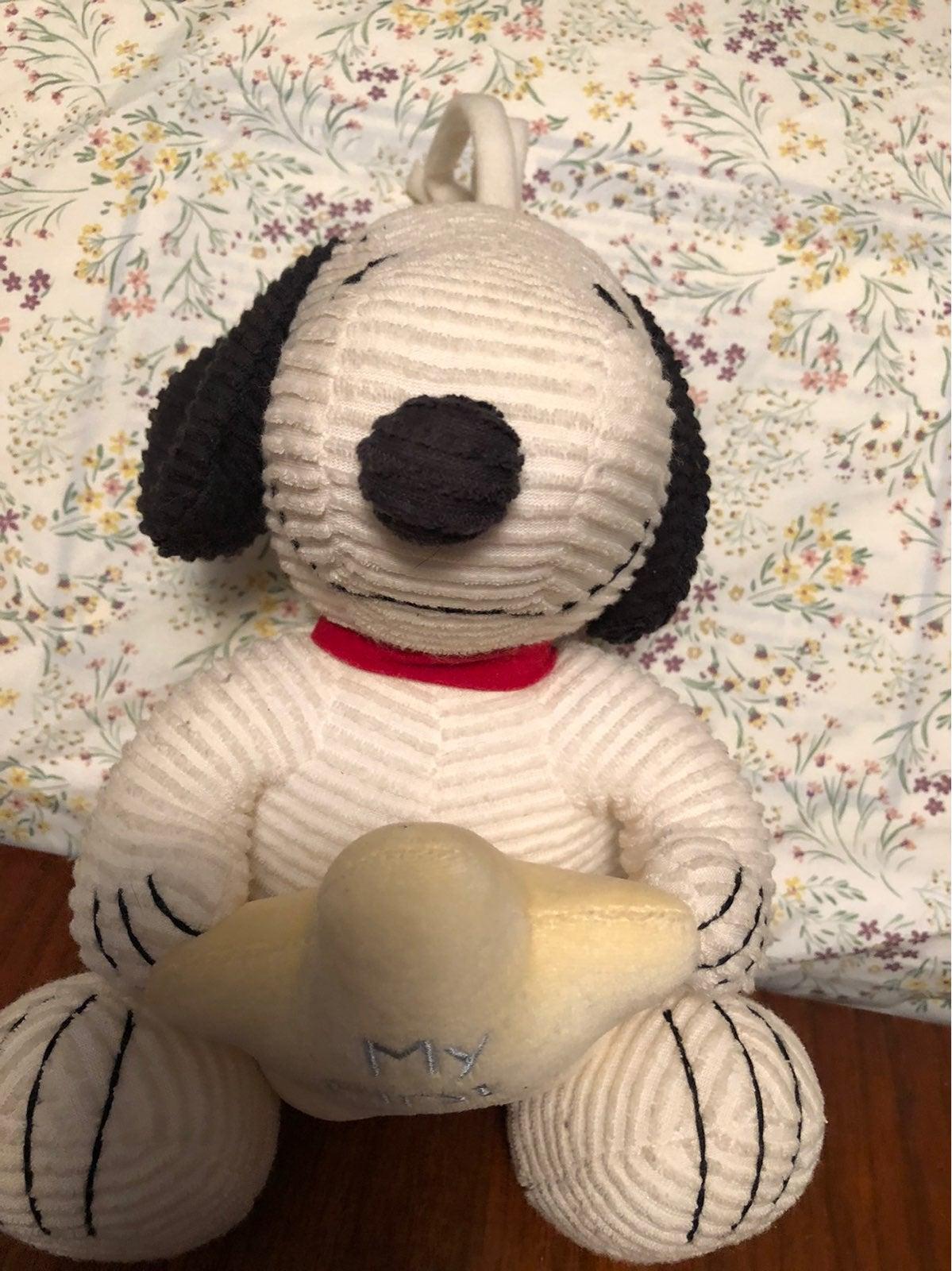 My First Snoopy Plush