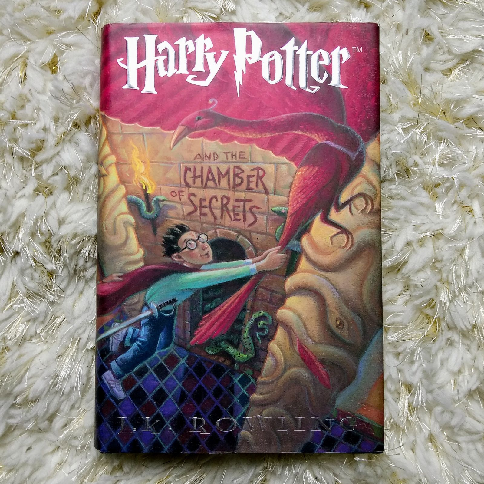 Harry Potter Chamber of Secrets Large Pr