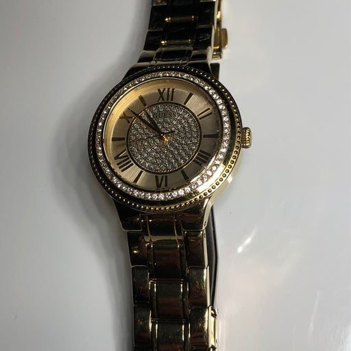 Guess Women's U0637L2 Crystal Accented
