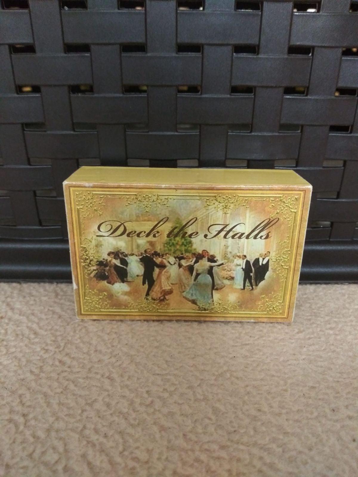 RARE Matchbox Music Box