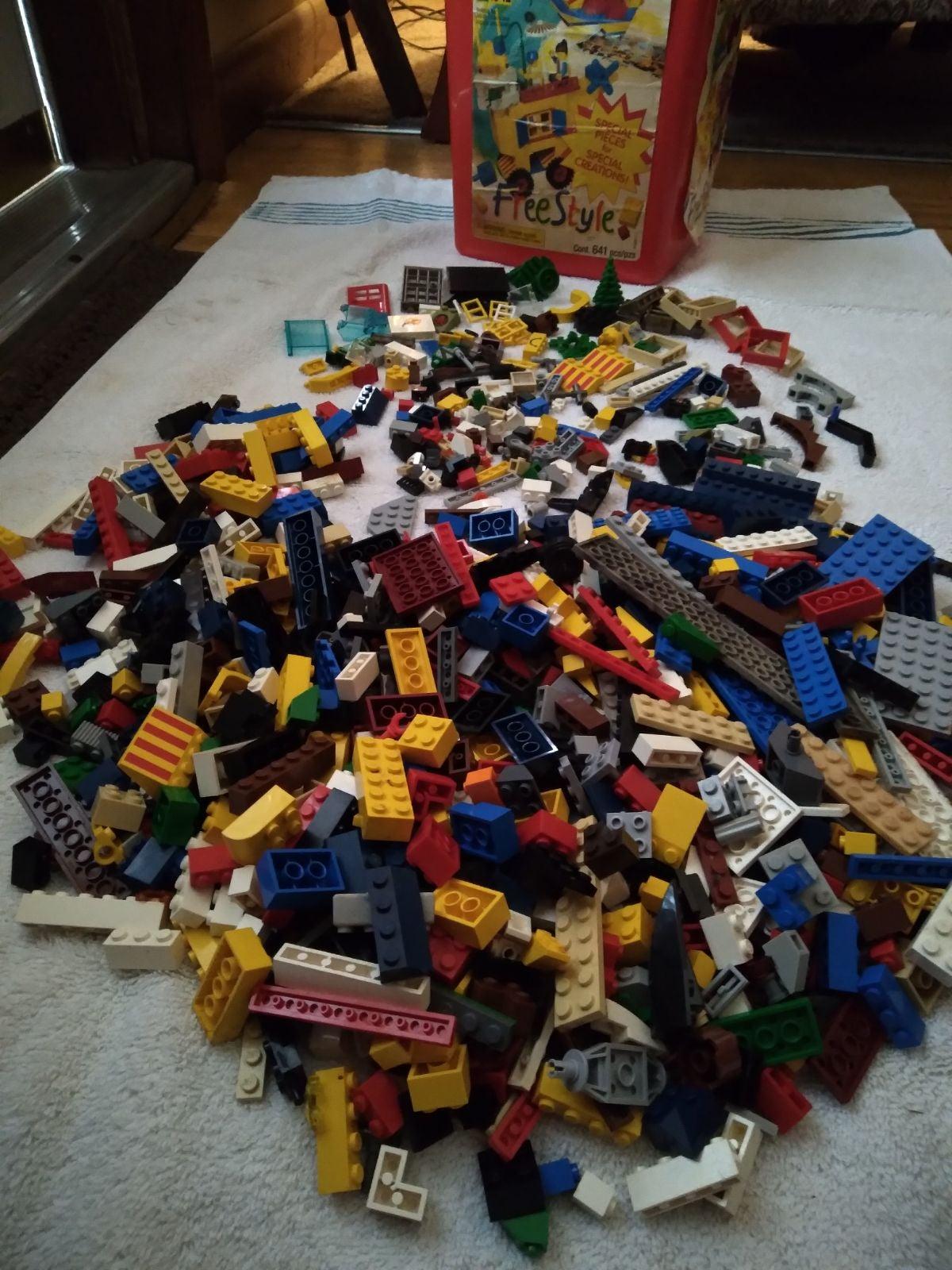 LEGO Vintage 1996 Freestyle