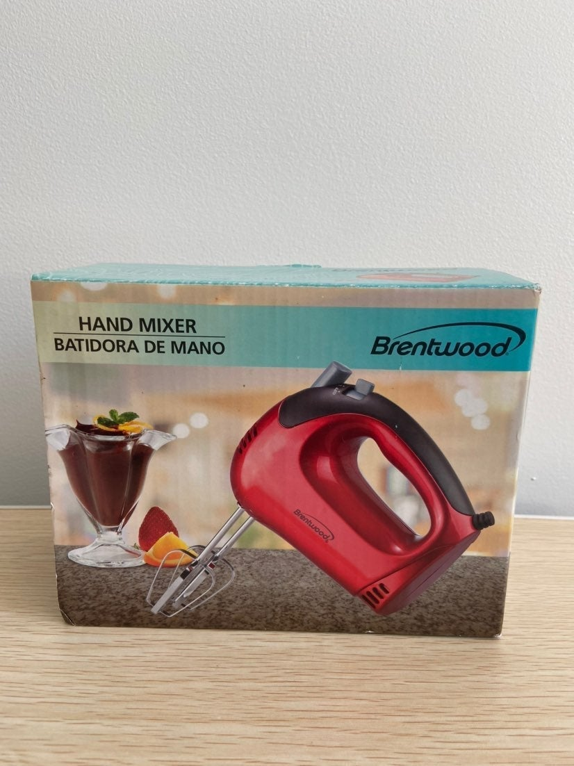 Brentwood Hand Mixer