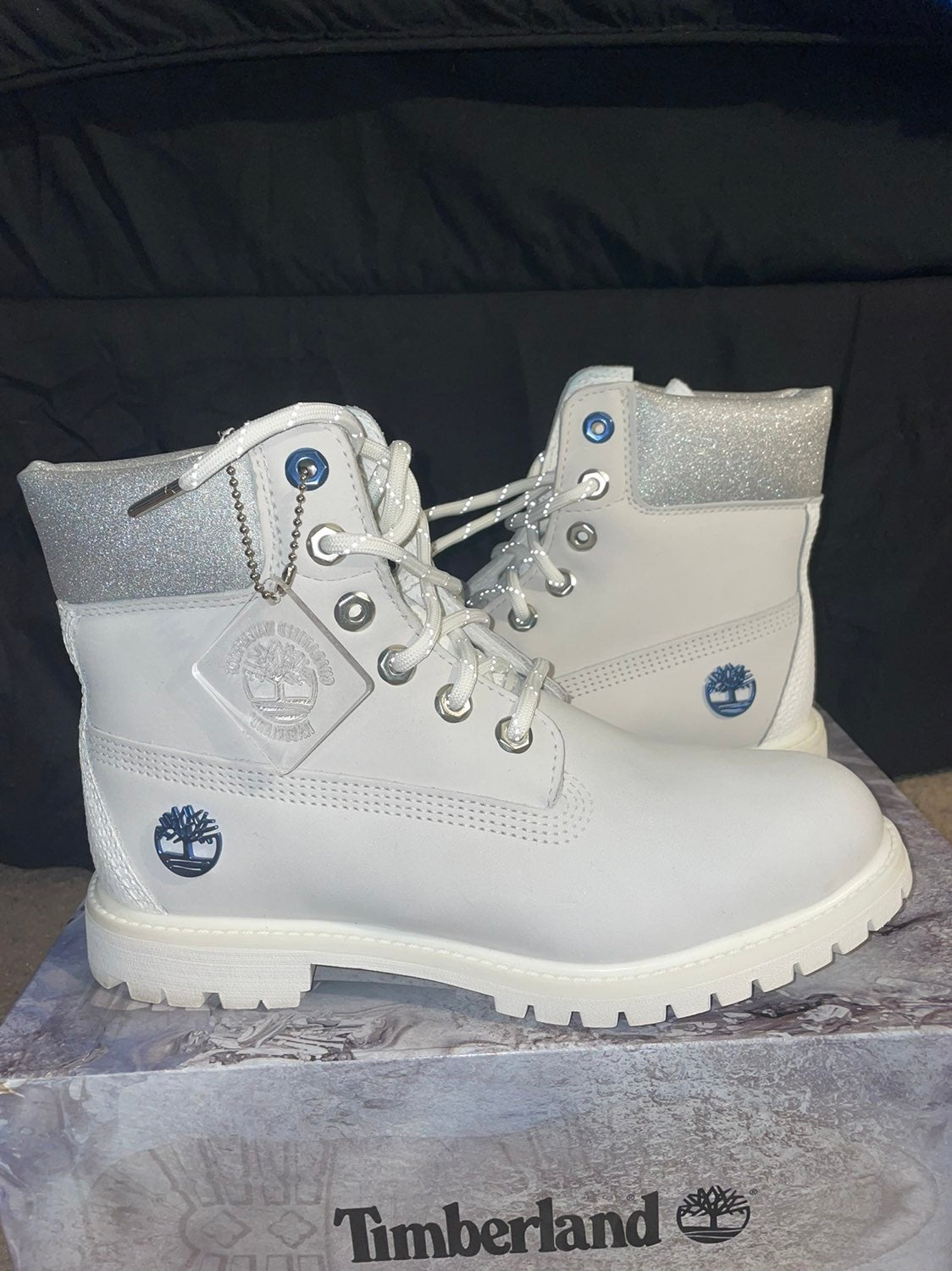 Timberland Boots Frost Bite Women's 8