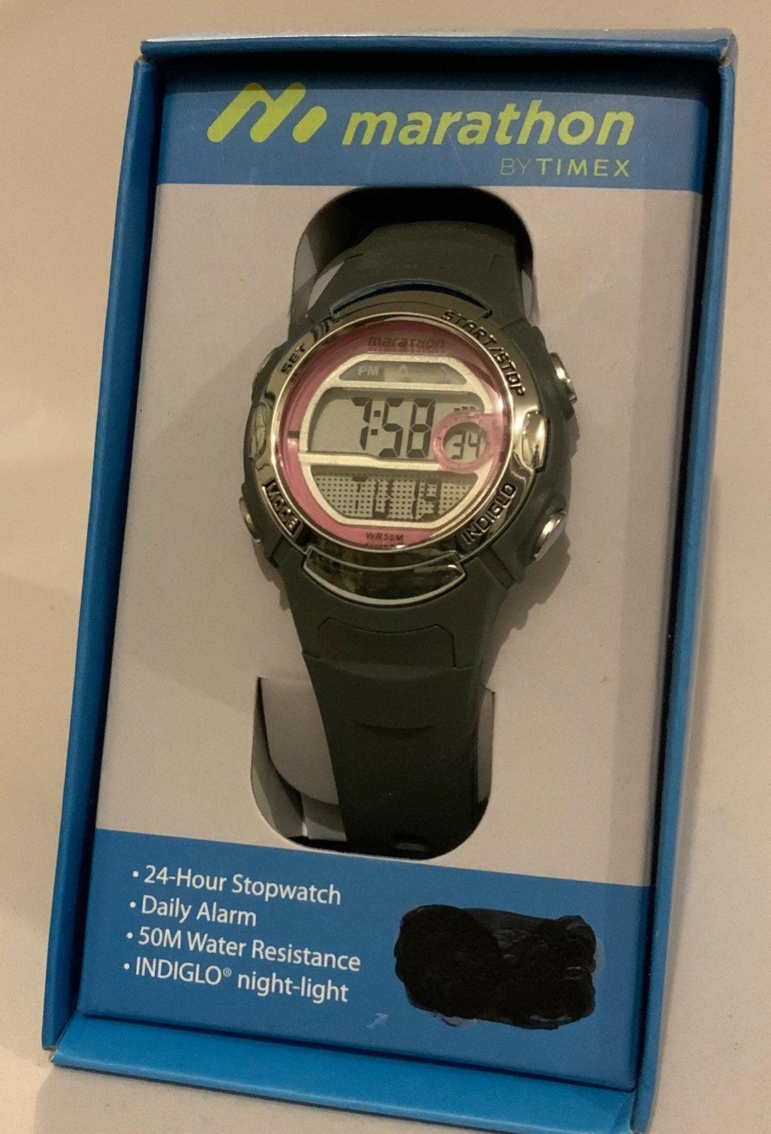 Marathon by Timex watch