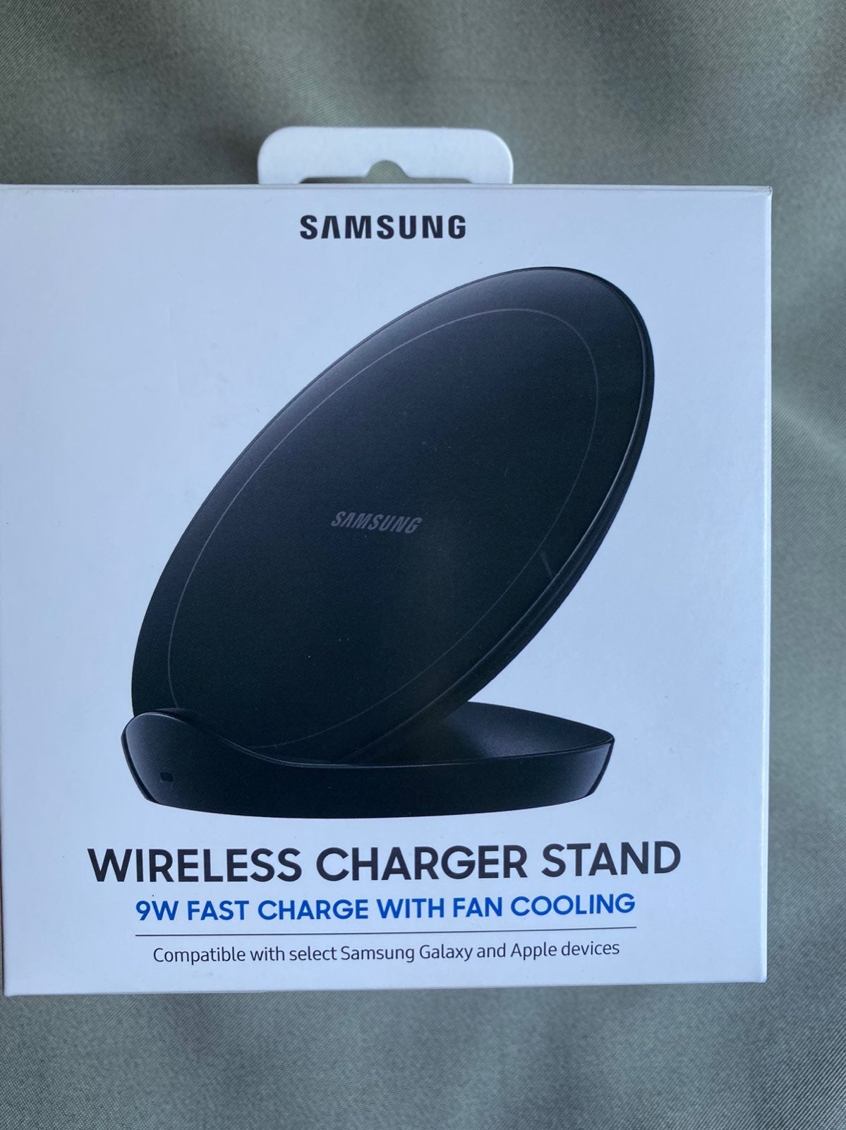 RESERVED Samsung wireless charger
