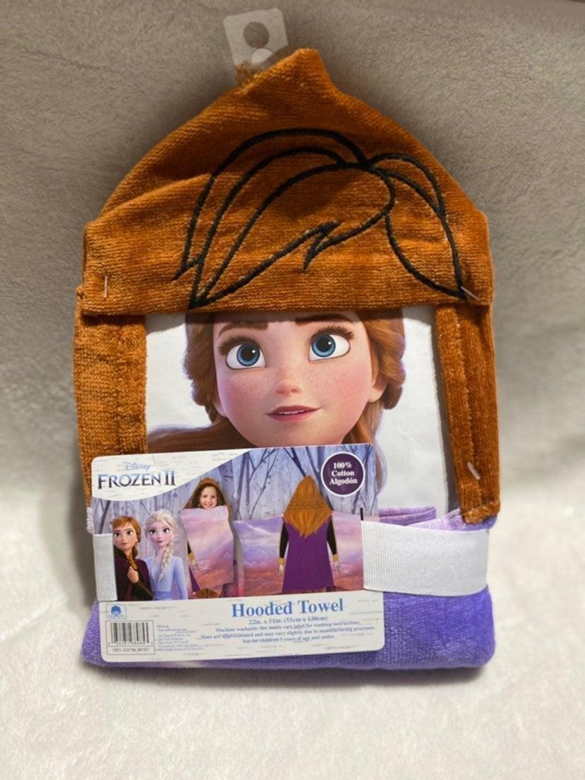 Disney Frozen 2 Hooded Towel