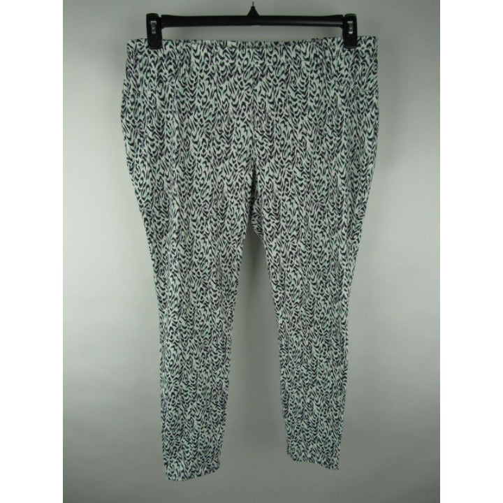Faded Glory Animal Print Jegging Jeans