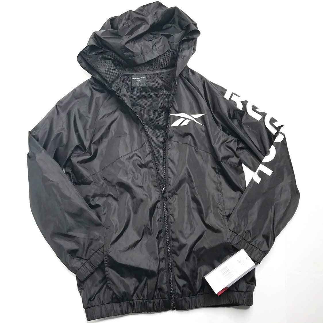 Youth Small REEBOK Windbreaker Jacket