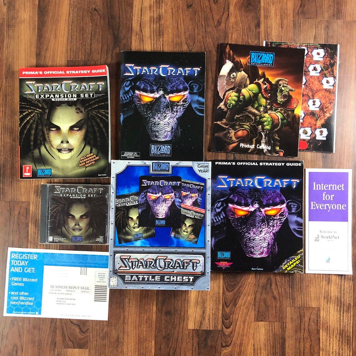 Blizzard StarCraft Battle Chest