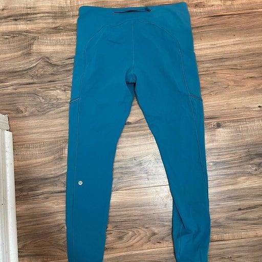 lululemon Speed Up leggings size 12
