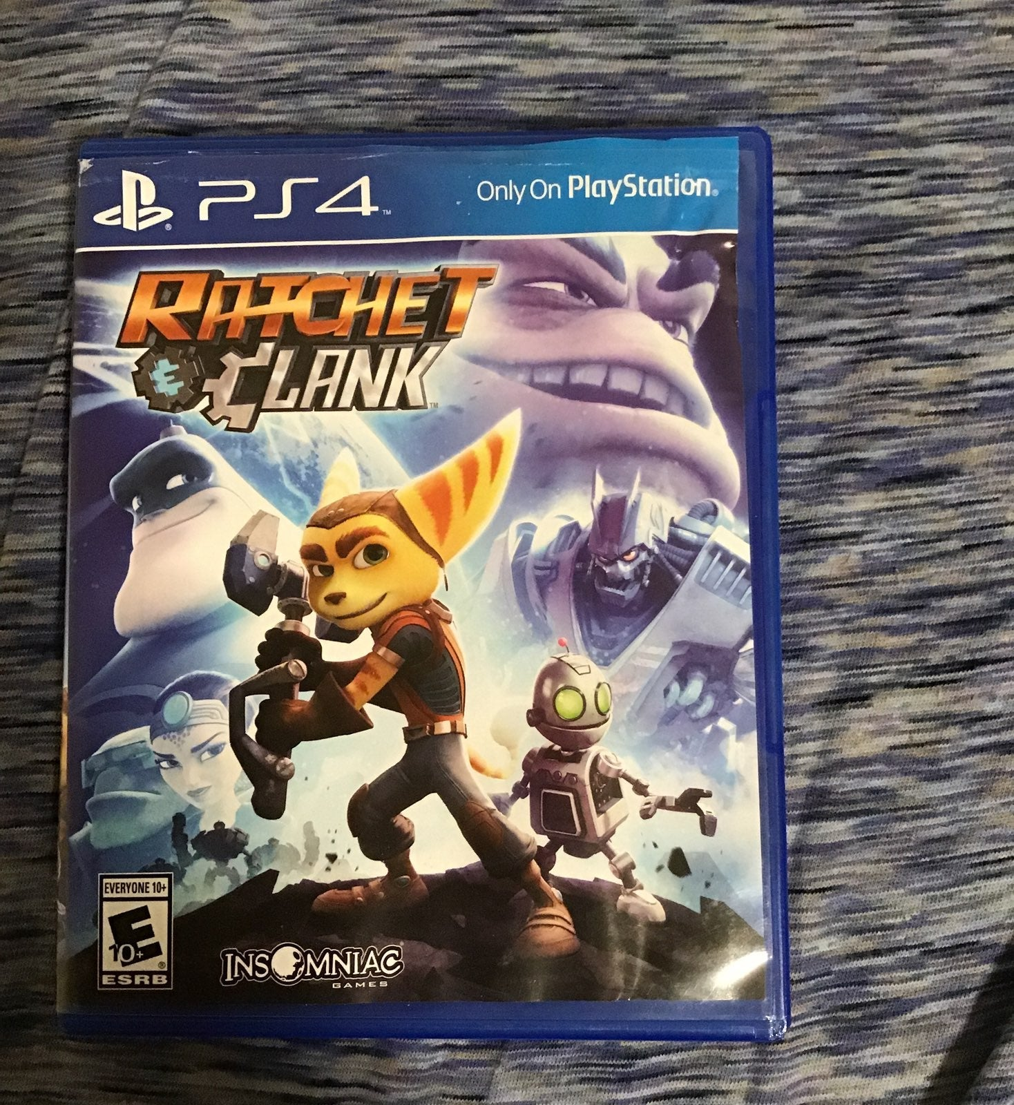 ratchet and clank games