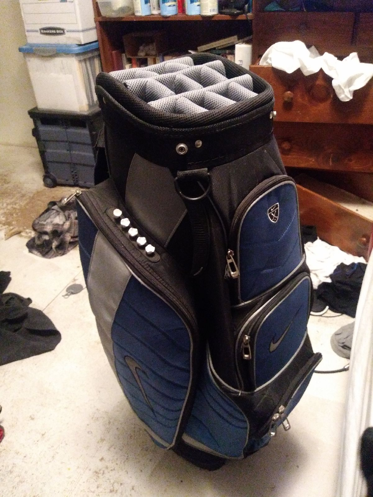 Nike Golf bag 14 compartment