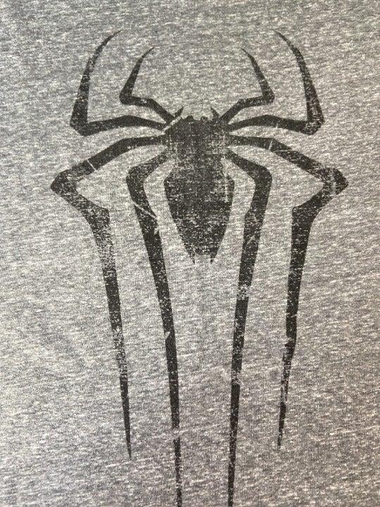 Amazing Spider-Man Grey T-Shirt M