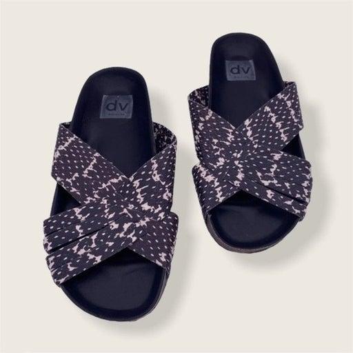 DV Dolce Vita Urban Snake slide sandals