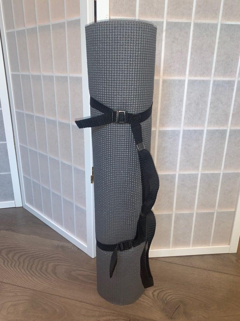 New Zenergy Elite 6mm yoga mat+strap