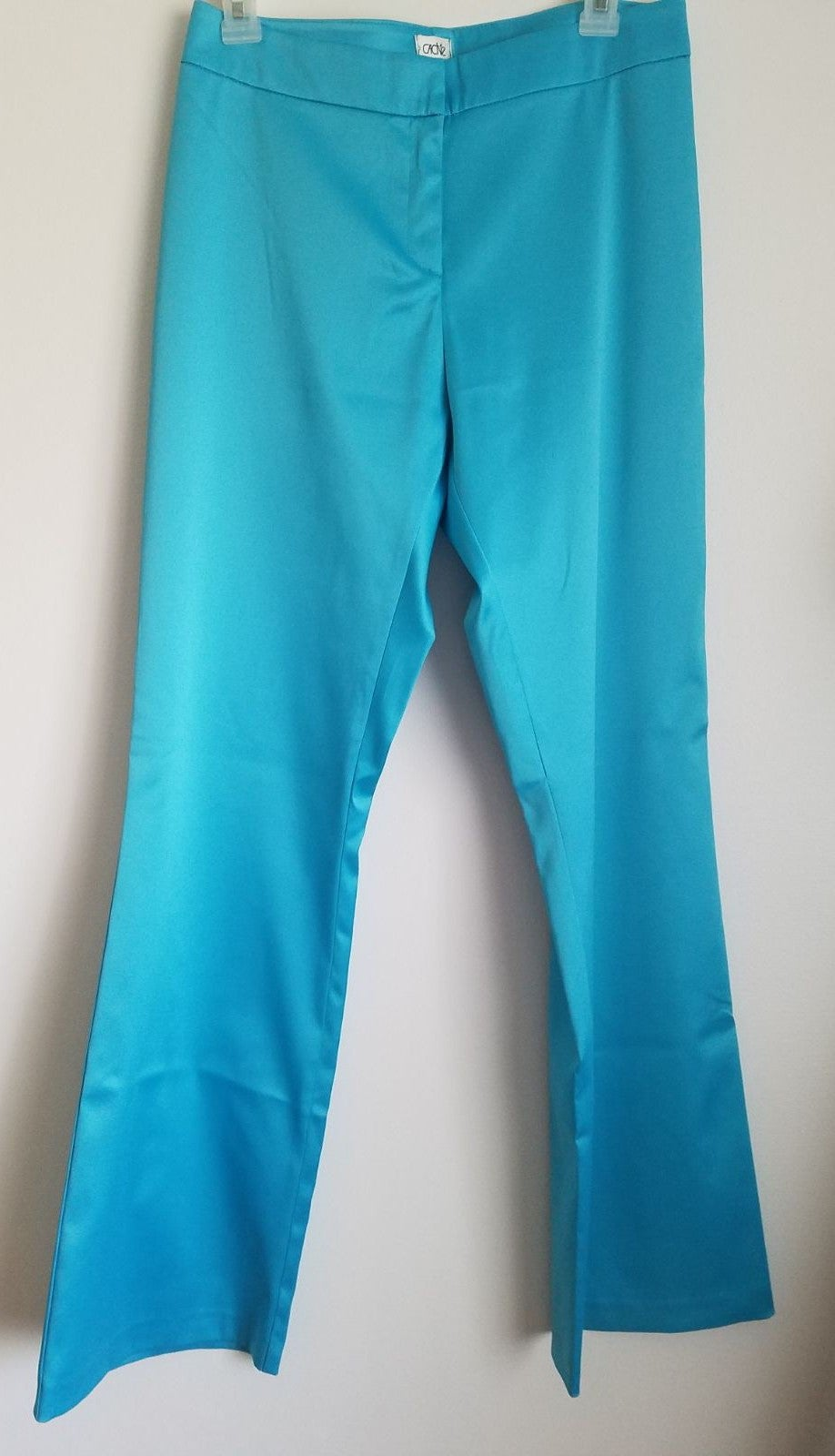 Cache womens blue dress pants size 10