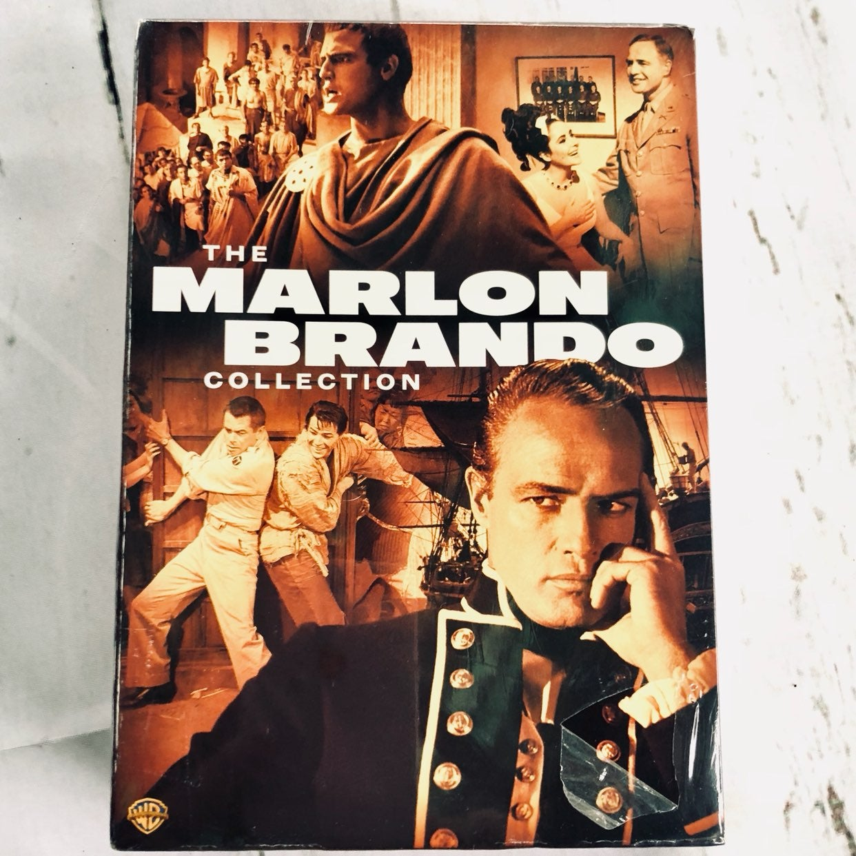 NEW Marlon Brando Box Set DVD Collection