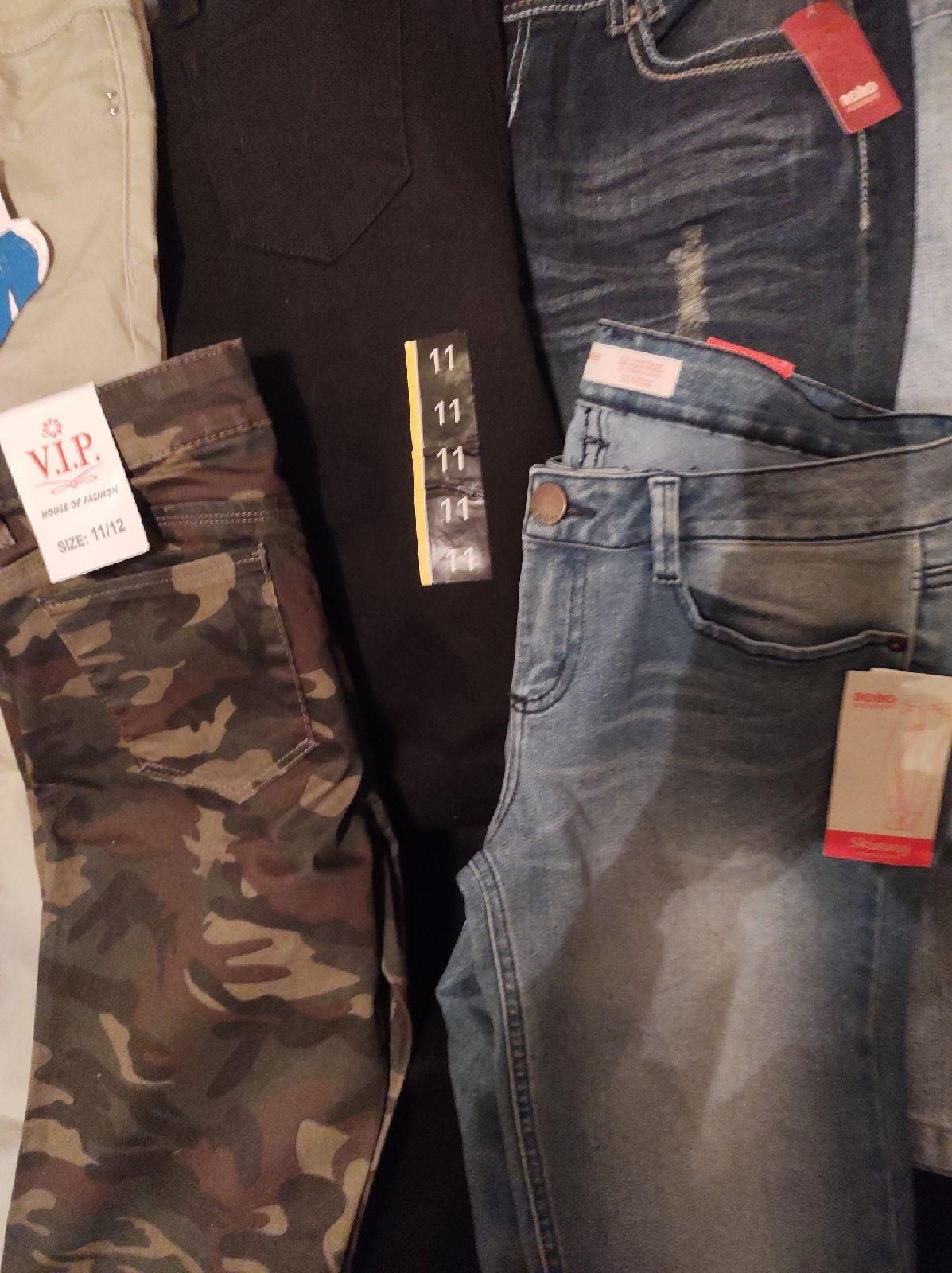 Skinny jeans bundle 11