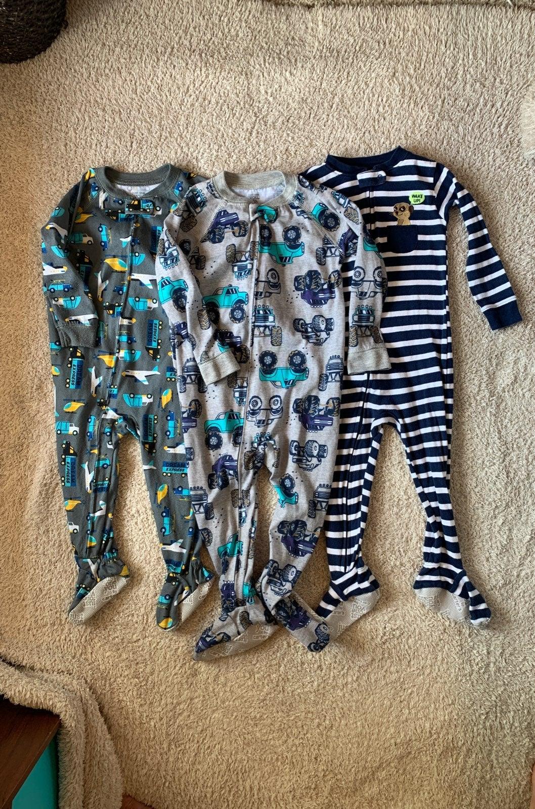 toddler pajamas 18-24 months