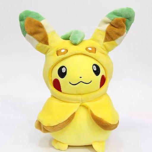 New Pokemon Pikachu 10in Hoodie Cape Dol