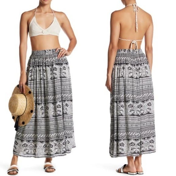 New Anthropologie Raga Lexi Maxi Pull On