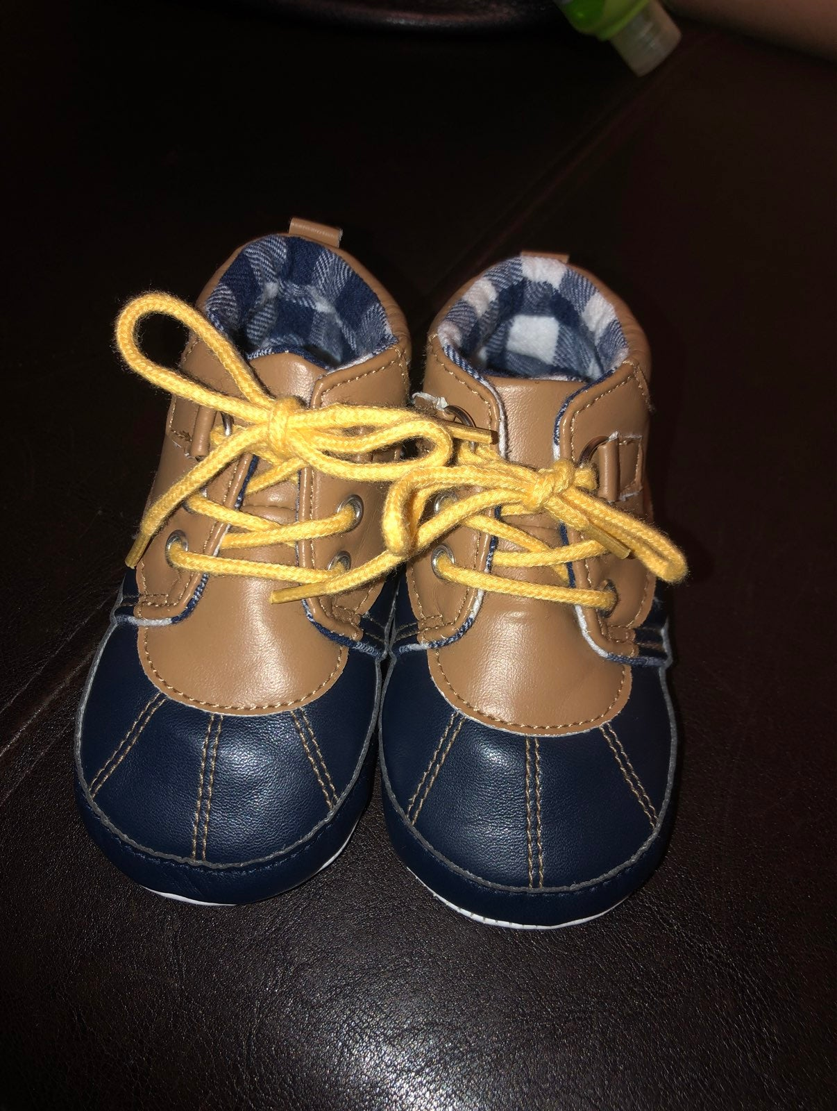 Baby Vision Duck Boots 12-18 month walke
