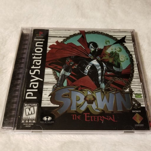 Spawn: The Eternal on Playstation 1