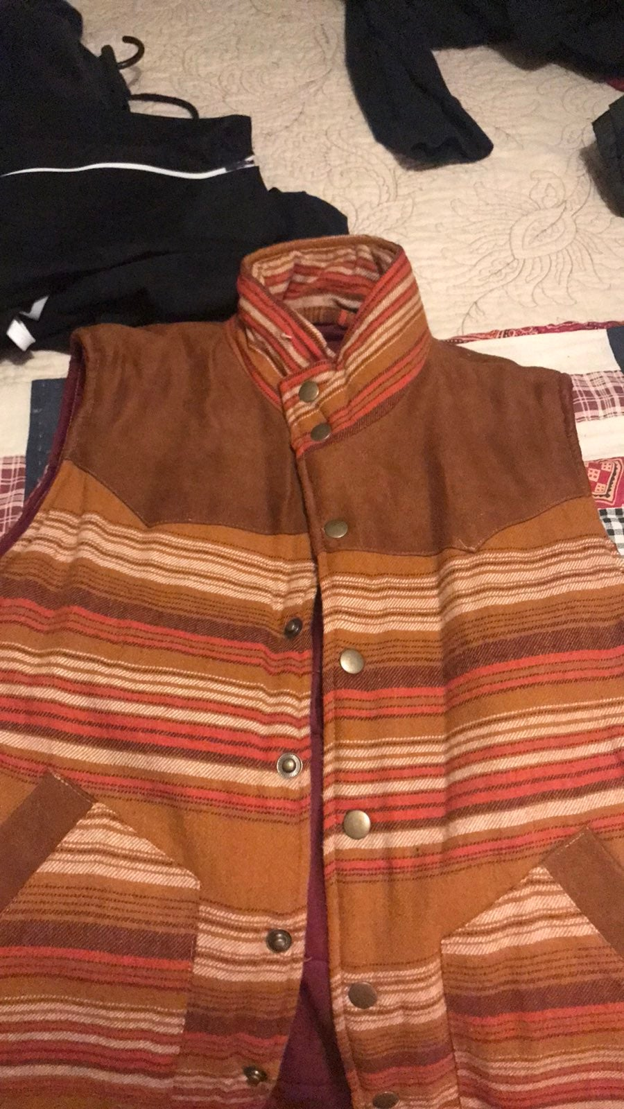 Earth bound vest