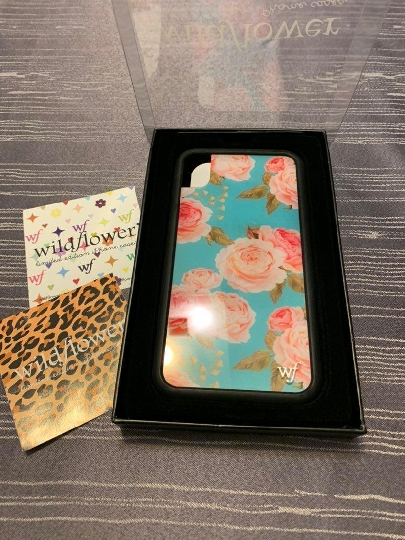 WildFlower Iphone XR Case NEW
