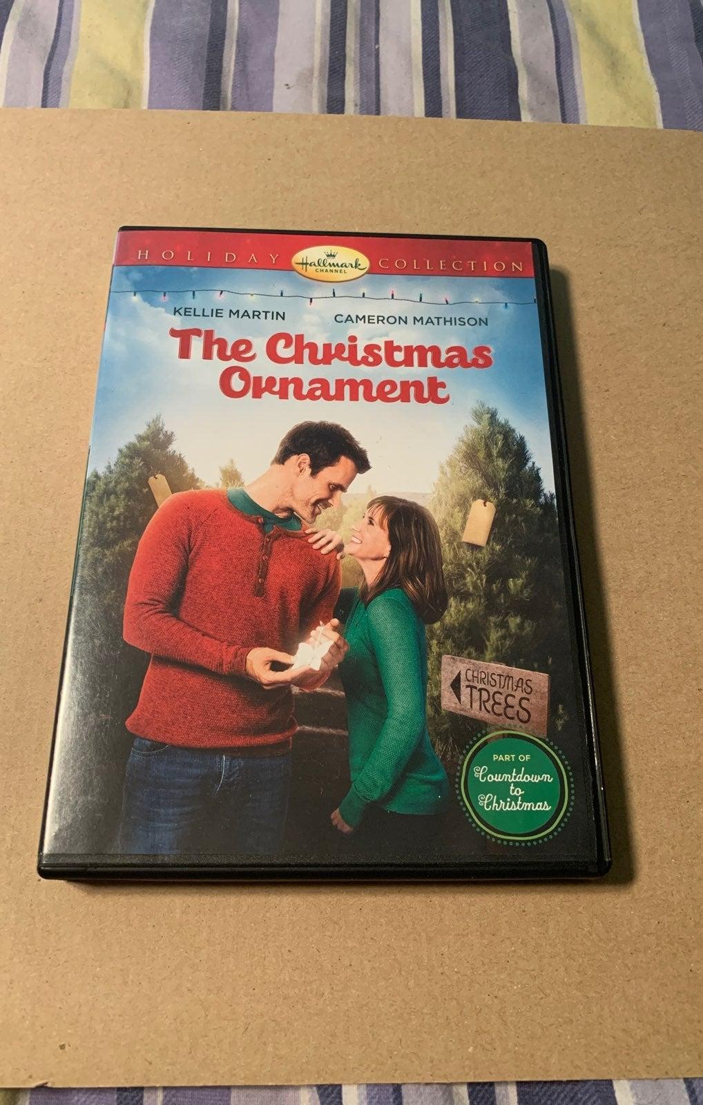 The Christmas Ornament 2014 Hallmark DVD