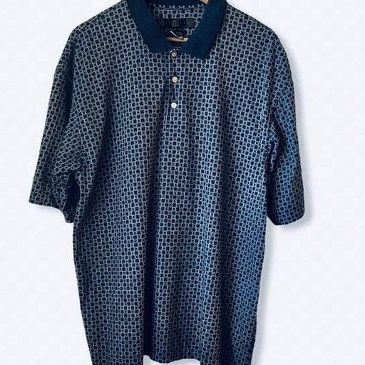 NIKE Dri Fit Mens Golf Polo Shirt, XL