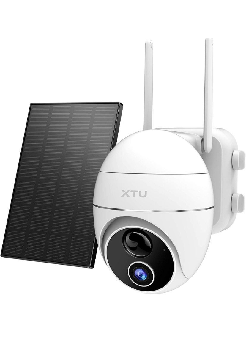 Wireless Outdoor Security Camera 360° Pa
