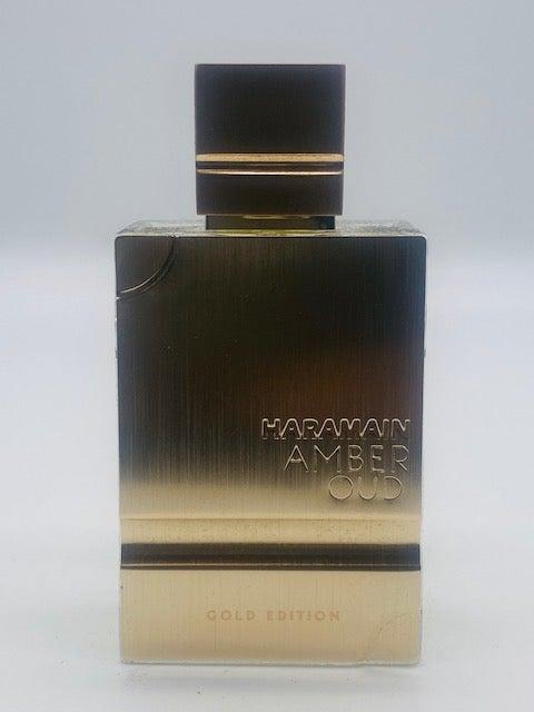 Haramain Amber OUD 2oz Gold Edition