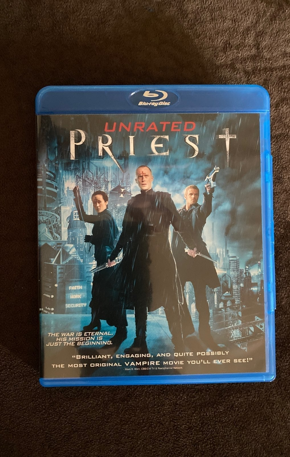 Priest Blu-Ray