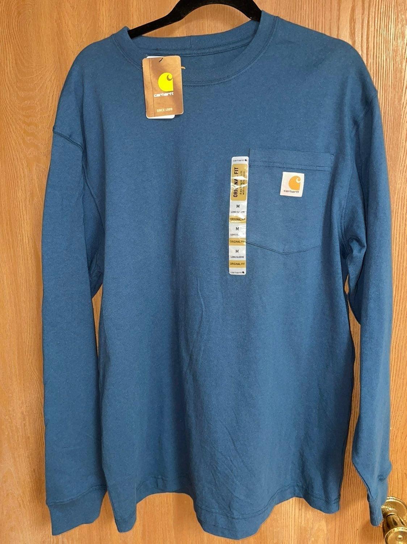 Carhartt long sleeve shirt for men