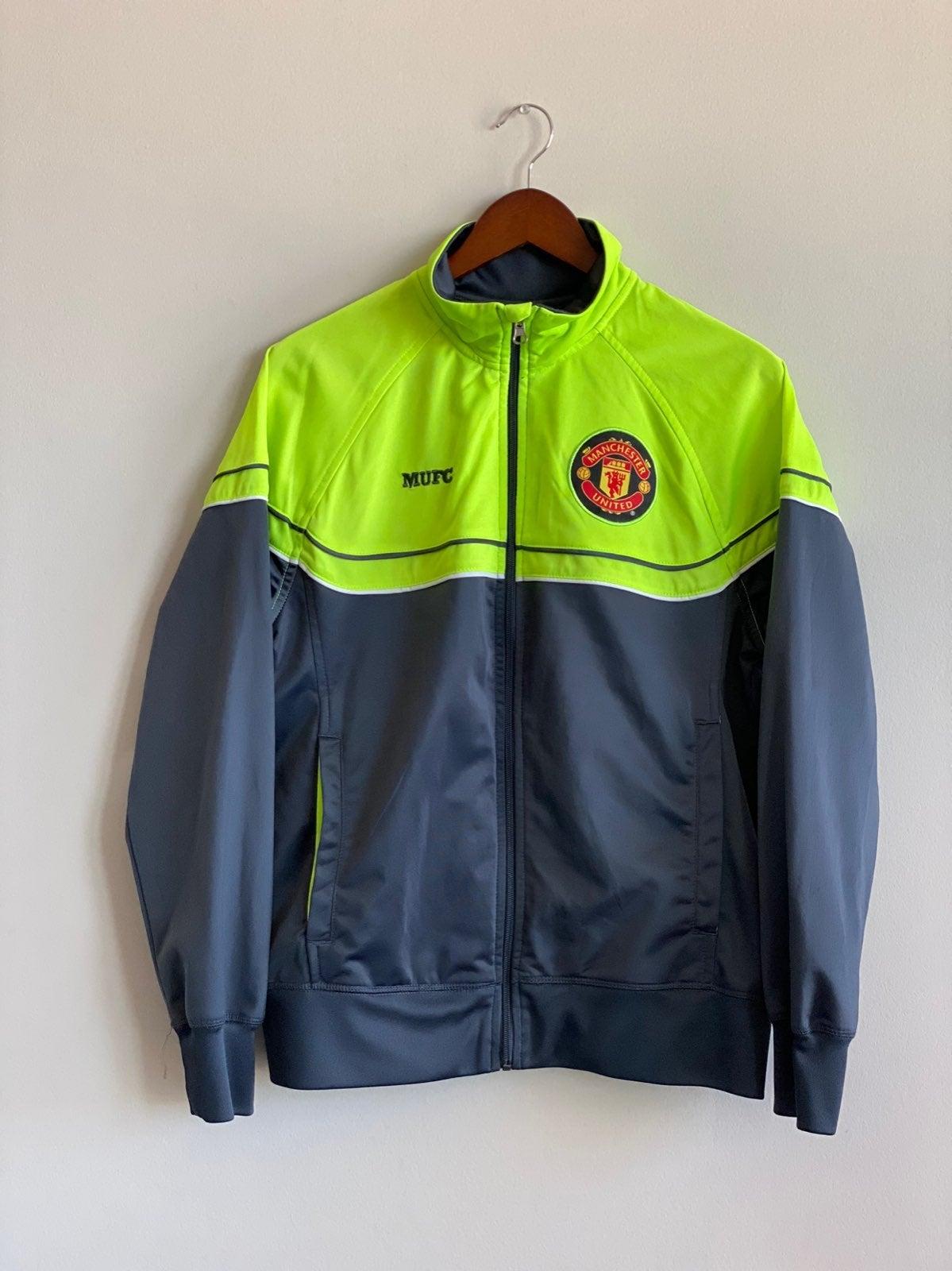 Manchester United Jacket Sz M
