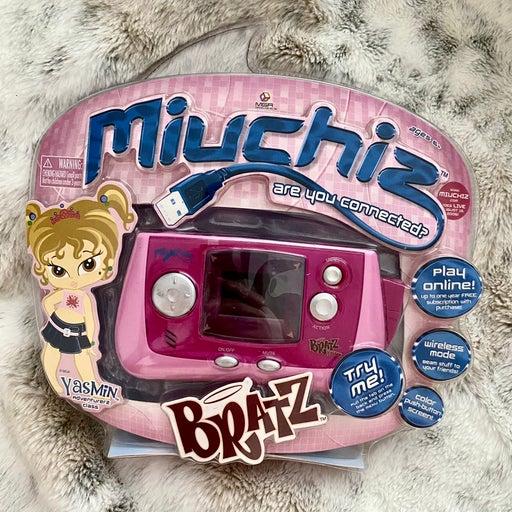 Bratz Miuchiz Game - Yasmin