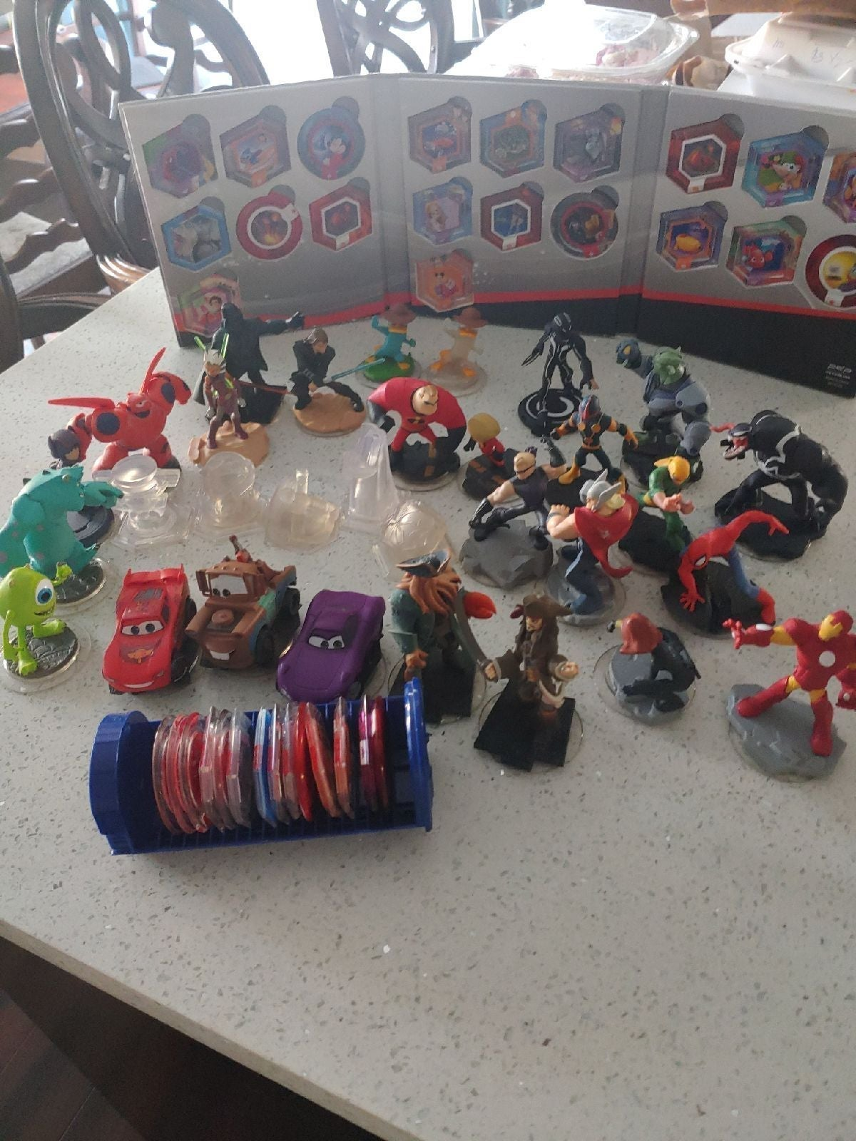 Disney Infinity Lot