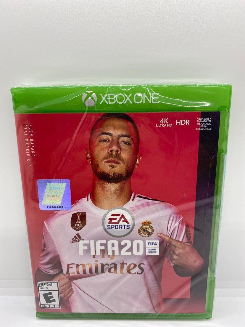 Microsoft XB1 FIFA 20 Soccer SEALED
