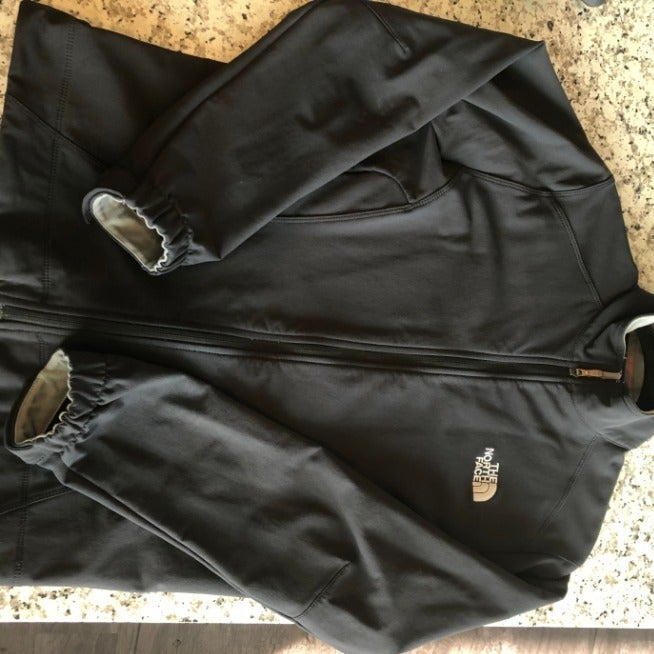 The North Face Women's Black Apex Jacket