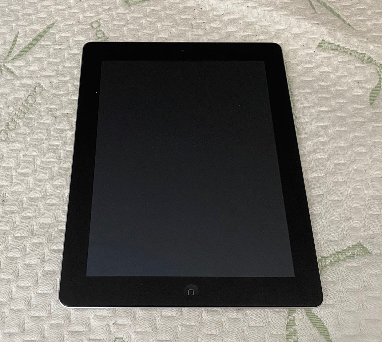 iPad 4th generation Black 16 GB