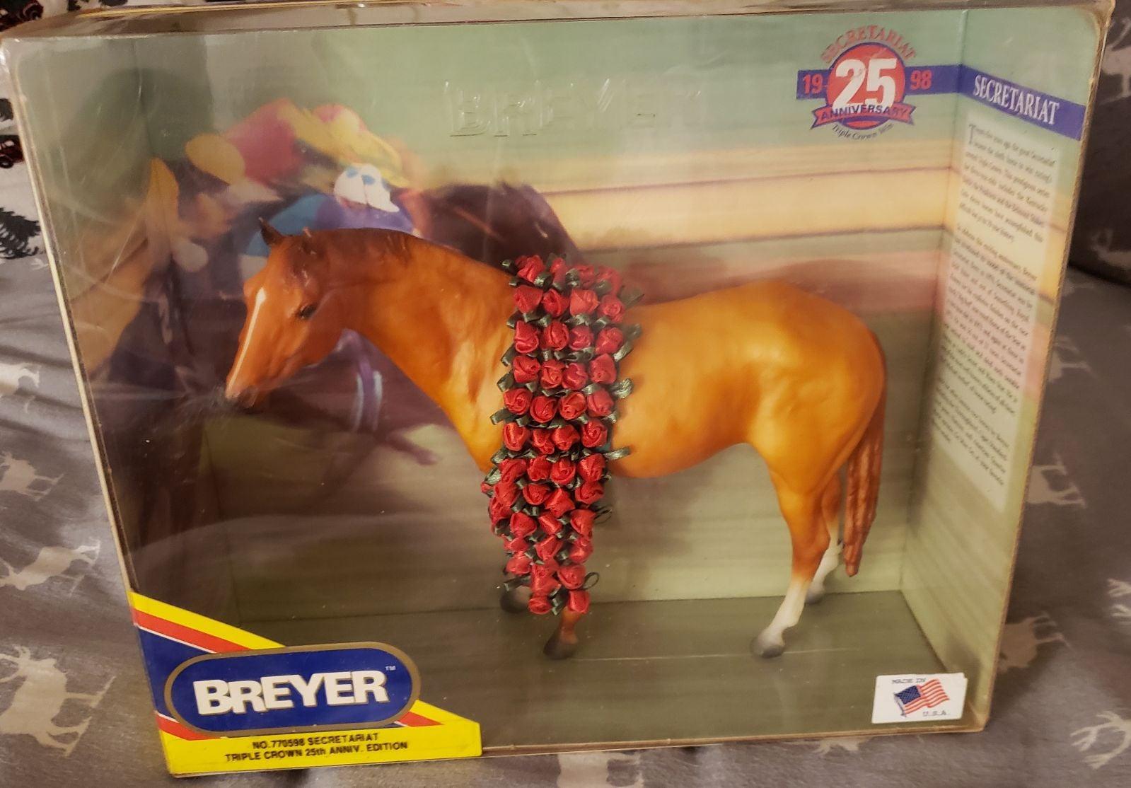 "Breyer ""Secretariat"""