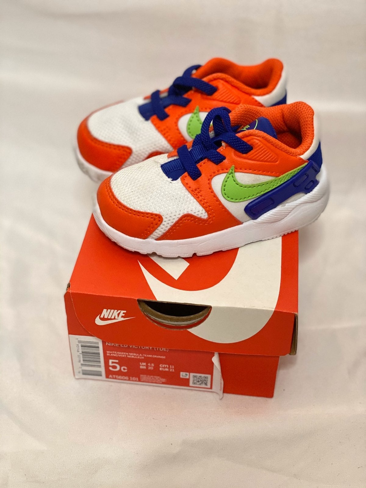 Nike LD Victory (TDE) Size 5C