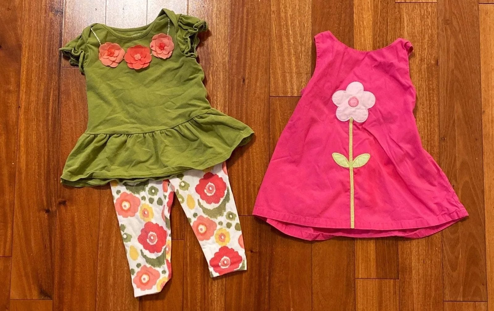 Gymboree girl outfits for size 6-12M