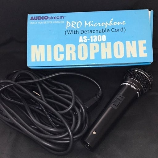 Audiostream Pro Microphone