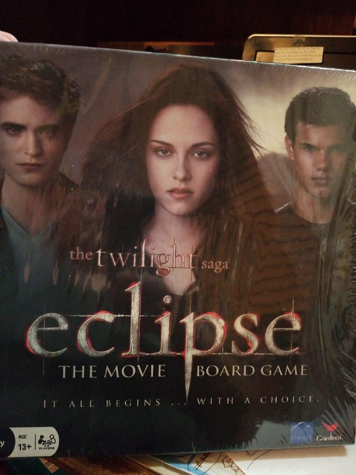 Twilight Saga Eclipse The Movie Board Ga