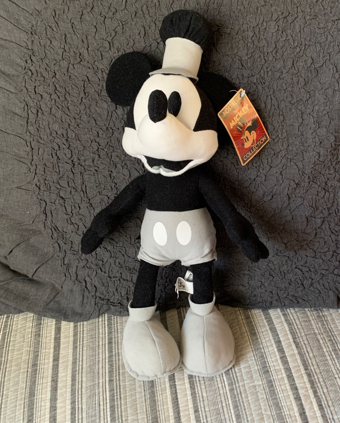 Nostalgia Disney Mickey Steamboat Willie